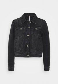 RUMORS JACKET - Denim jacket - black
