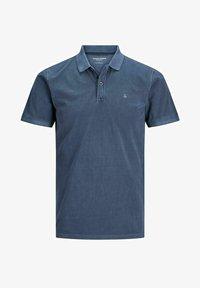 Jack & Jones - JJEWASHED - Polo shirt - navy blazer - 5