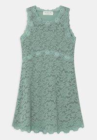 Rosemunde - SLEEVELESS - Koktejlové šaty/ šaty na párty - blue mint - 0