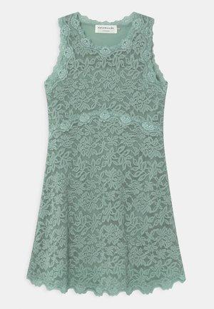 SLEEVELESS - Vestito elegante - blue mint