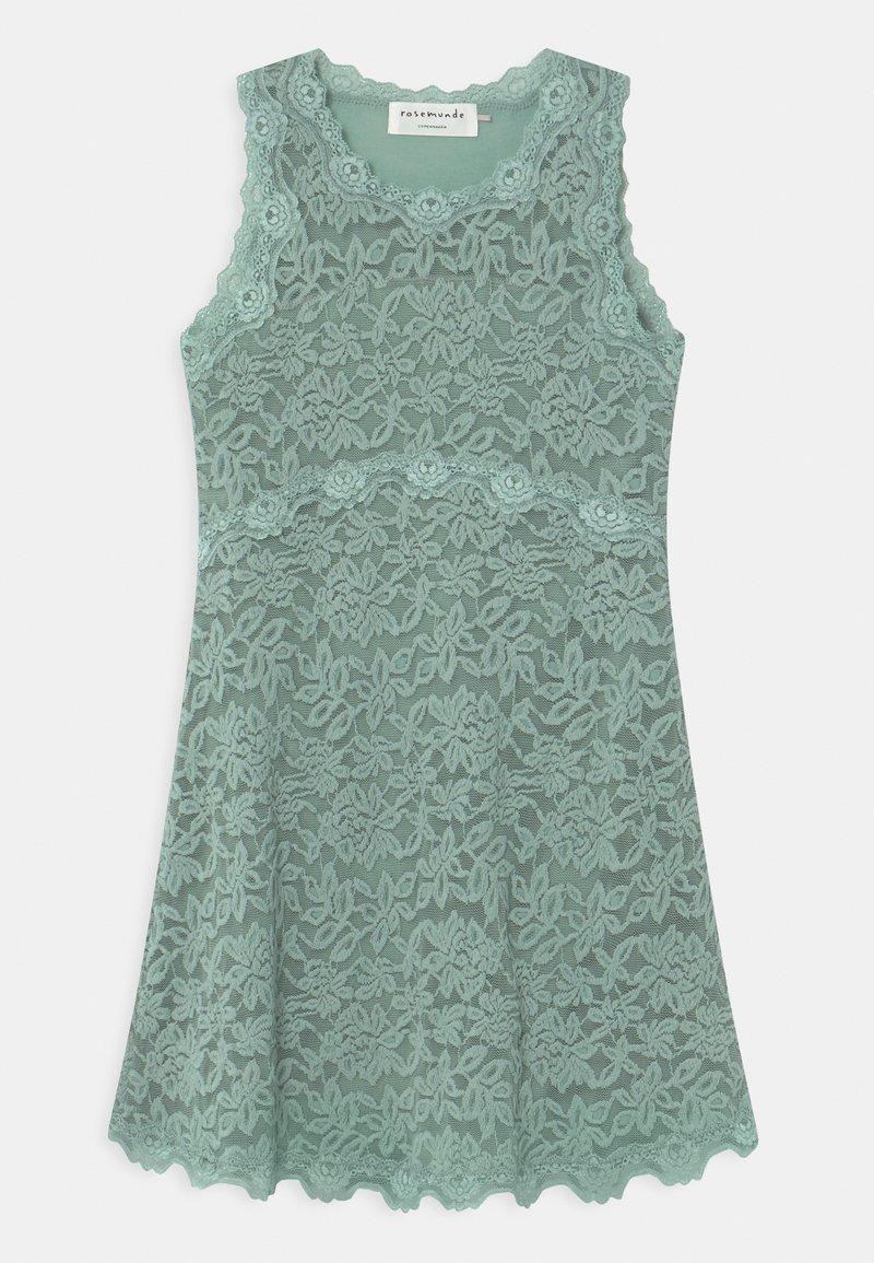 Rosemunde - SLEEVELESS - Koktejlové šaty/ šaty na párty - blue mint