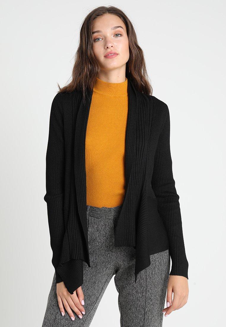 Esprit - CARDI - Cardigan - black