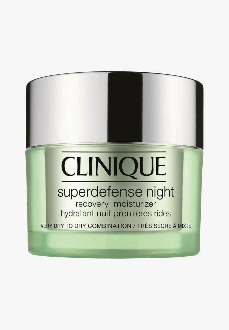 Clinique - SUPERDEFENSE NIGHT RECOVERY MOISTURIZER TYP 1+2 50ML - Night care - -