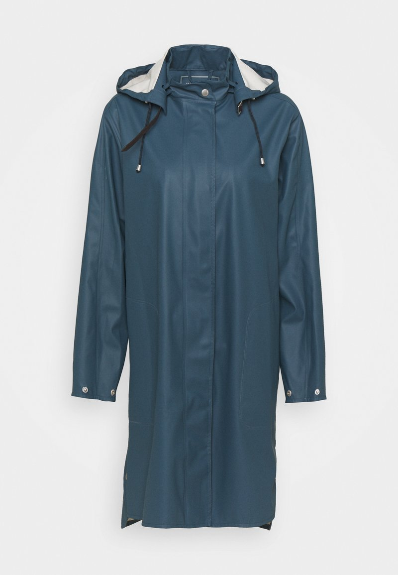 Ilse Jacobsen - RAINCOAT - Waterproof jacket - orion blue