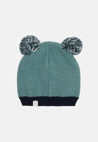 Color Kids - HAT SET UNISEX - Beanie - mineral blue - 1