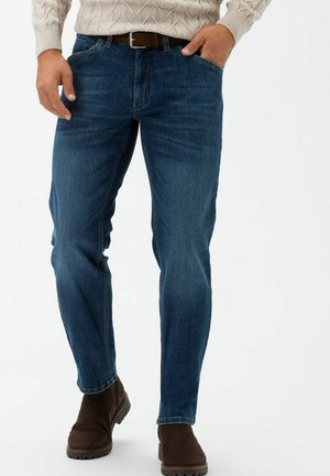 STYLE LASSE - Jeans a sigaretta - blue stone