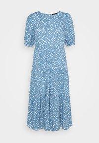 New Look Petite - SPOT MIDI - Day dress - blue - 0