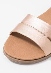 New Look Wide Fit - WIDE FIT GREAT - Sandales - rose gold - 2
