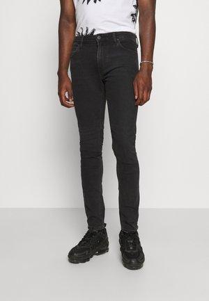 MALONE - Slim fit jeans - black ellis