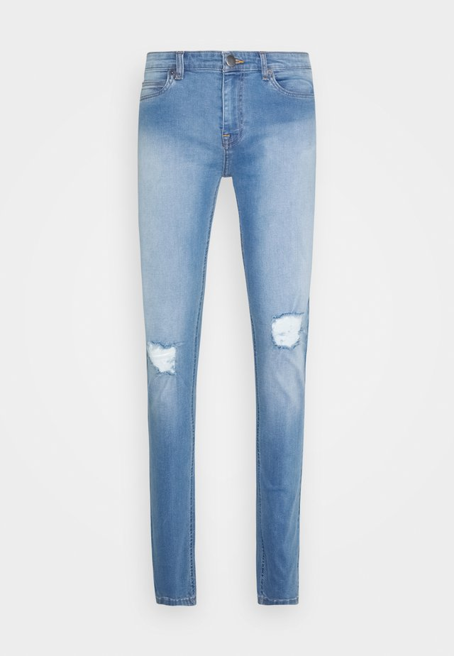 XYLA - Jeans slim fit - light blue