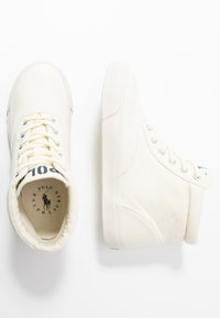 Polo Ralph Lauren - BRYN - High-top trainers - cream - 3