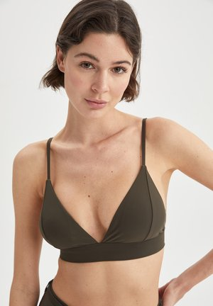 Bikinitop - khaki