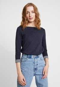 s.Oliver - 3/4 ARM - Long sleeved top - navy - 0