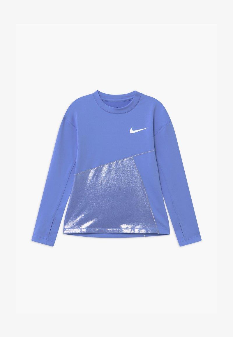 Nike Performance - Funkční triko - royal pulse/white