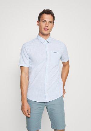 KURZARM - Košile - pazifikblau