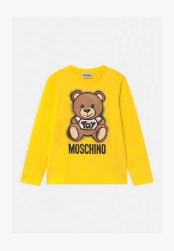 UNISEX - Long sleeved top - cyber yellow