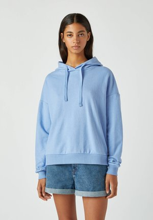 Hoodie - blue