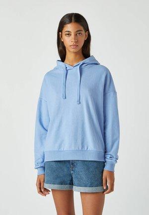 MIT KAPUZE - Felpa con cappuccio - blue