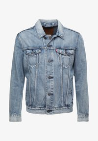 THE TRUCKER JACKET - Chaqueta vaquera - killebrew