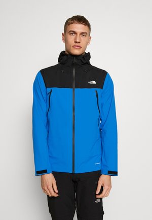 M TENTE FUTURELIGHT JACKET - Hardshellová bunda - clear lake blue/black