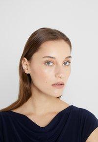 Lauren Ralph Lauren - MID WEIGHT DRESS - Shift dress - lighthouse navy - 5