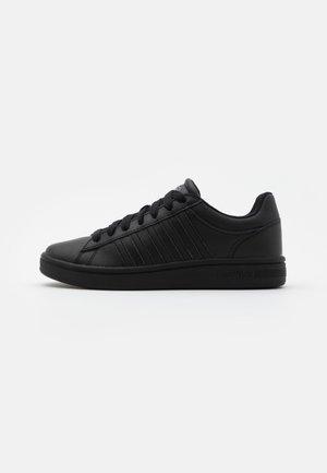 COURT WINSTON - Sneakers laag - black