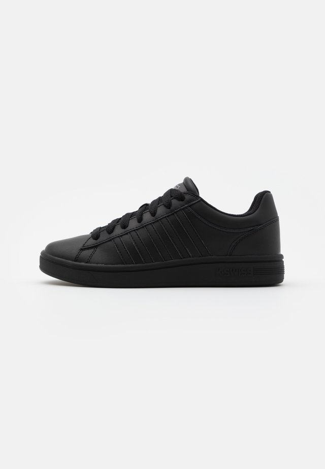 COURT WINSTON - Zapatillas - black