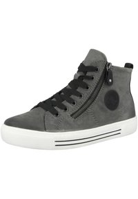 Remonte - High-top trainers - grey (d0972-45) - 2