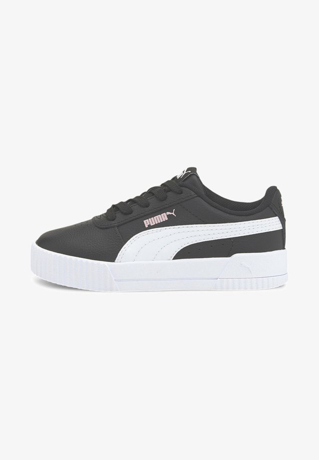 Trainers - puma black-puma white