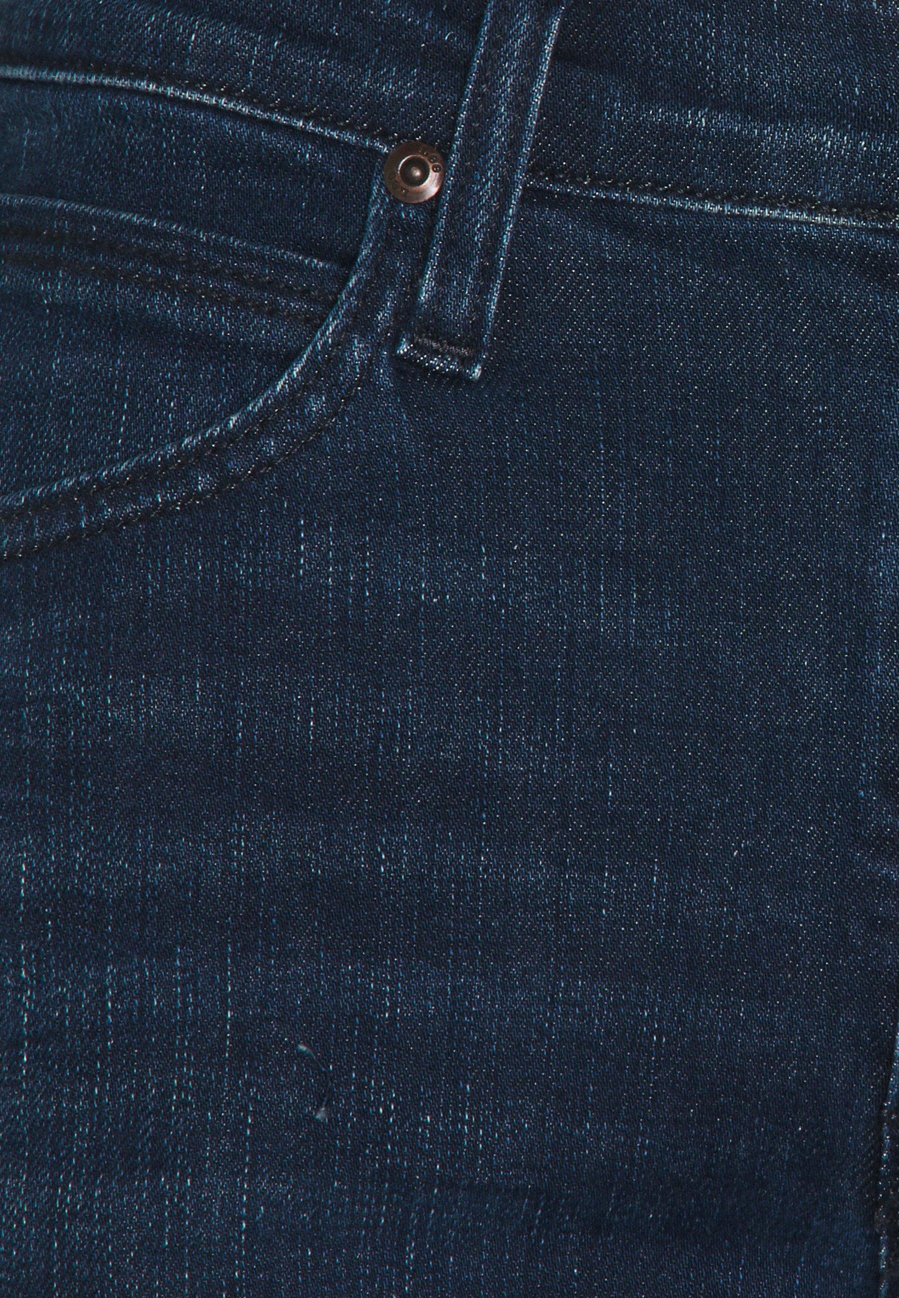 Economico e piacevole Abbigliamento da uomo Lee TRENTON Jeans bootcut blue denim