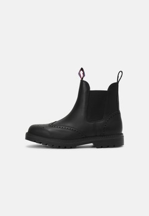 CONNOR UNISEX - Classic ankle boots - black