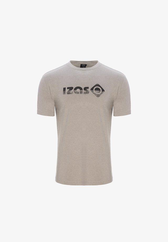 T-shirt de sport - grey melange
