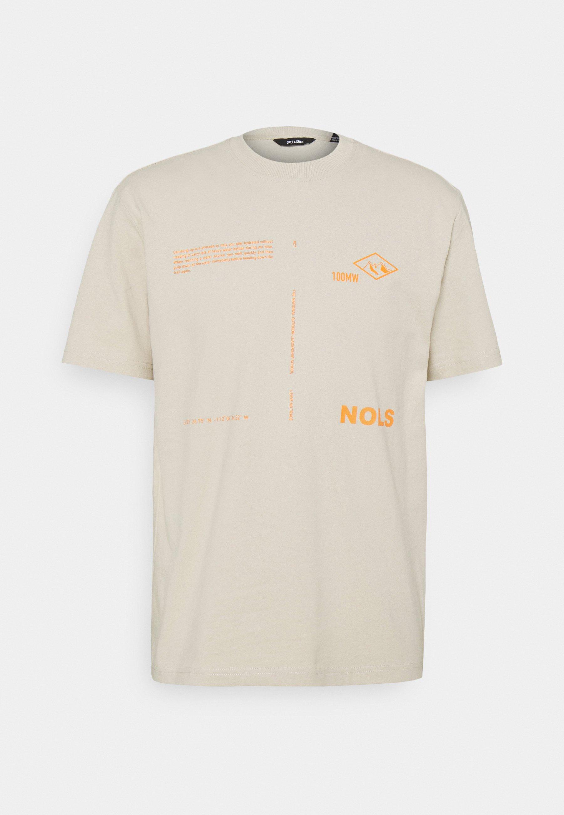 Men ONSANTHONY LIFE TEE - Print T-shirt