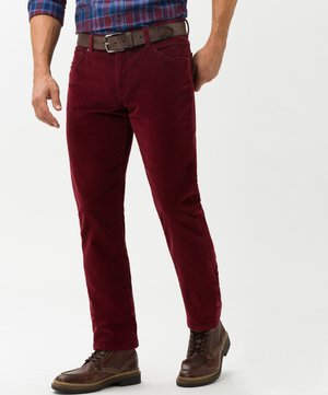 COOPER FANCY - Trousers - maron