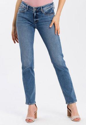 ROSE - Straight leg jeans - mid-blue