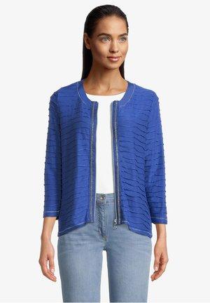 Summer jacket - deep ultramarine