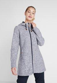Icepeak - AURAY - Zip-up hoodie - dark blue - 0
