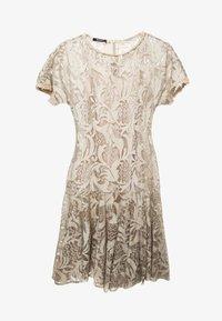 Madam-T - SACASA - Cocktail dress / Party dress - beige - 6