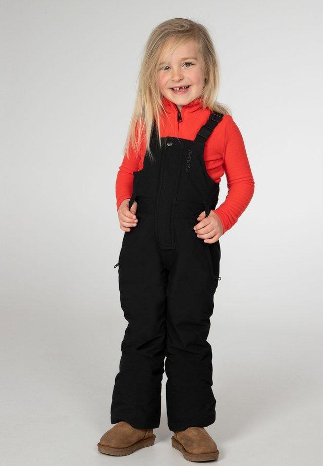 NEUTRAL  - Snow pants - true black