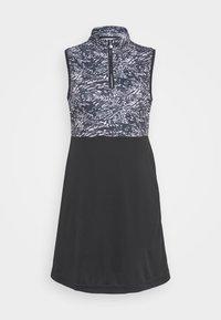 Daily Sports - LUNA DRESS - Sports dress - black - 4