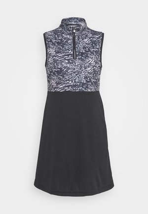 LUNA DRESS - Sports dress - black
