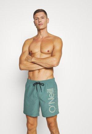 ORIGINAL CALI - Swimming shorts - sea pine
