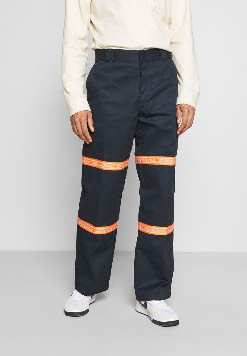Dickies - GARDERE - Trousers - dark navy