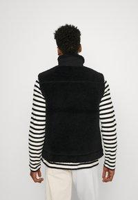 ARKET - Waistcoat - black - 2