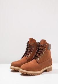 Timberland - 6 IN PREMIUM - Winter boots - cognac - 2
