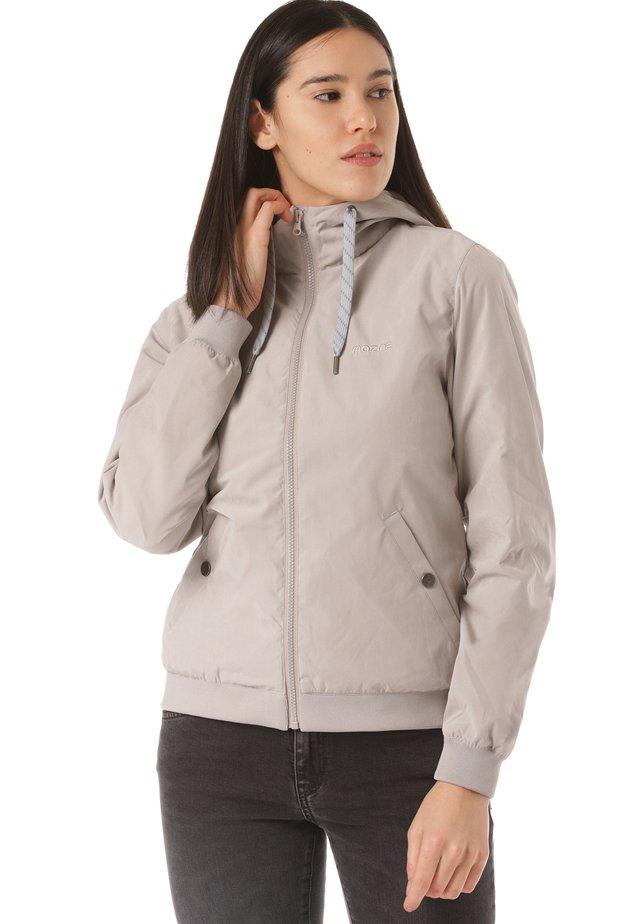 Outdoor jacket - grey