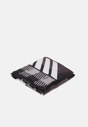 FOULARD COLOR BLOCK - Chusta - nero