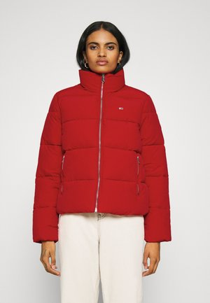 MODERN PUFFER JACKET - Winter jacket - deep crimson