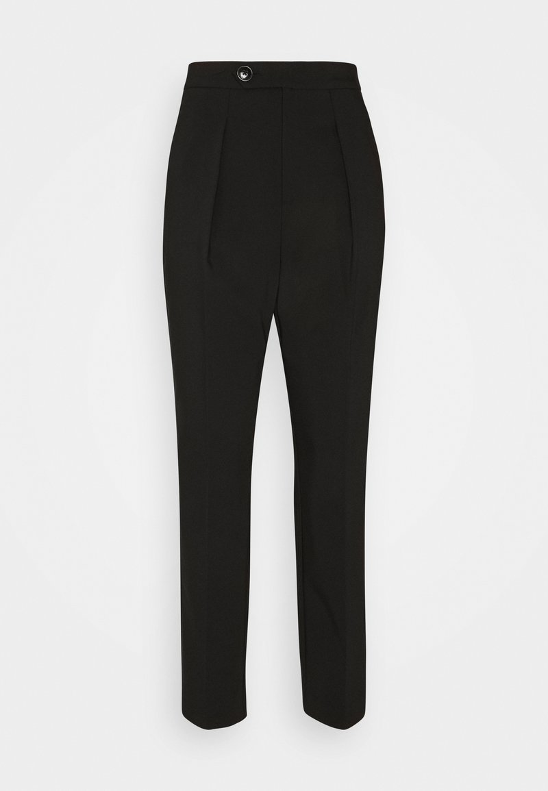 InWear - TAPERED PANT - Trousers - black