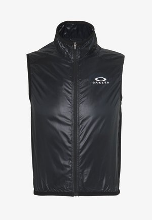 PACKABLE VEST - Chaleco - black